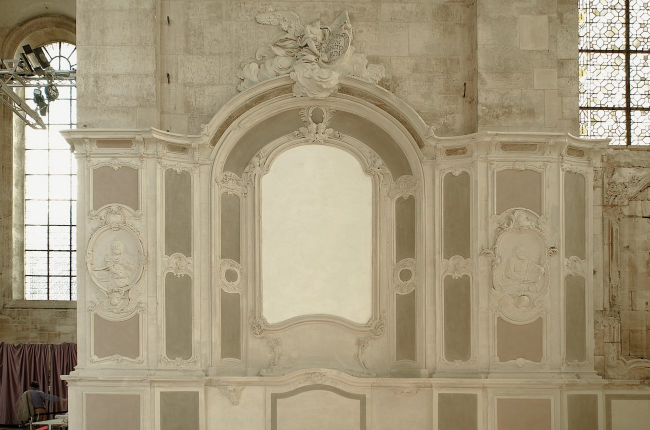Chœur de l'Abbaye des Prémontrés