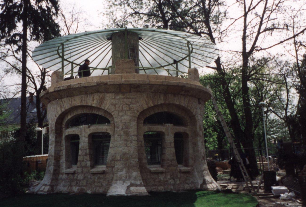 Pavillon aquarium – Nancy