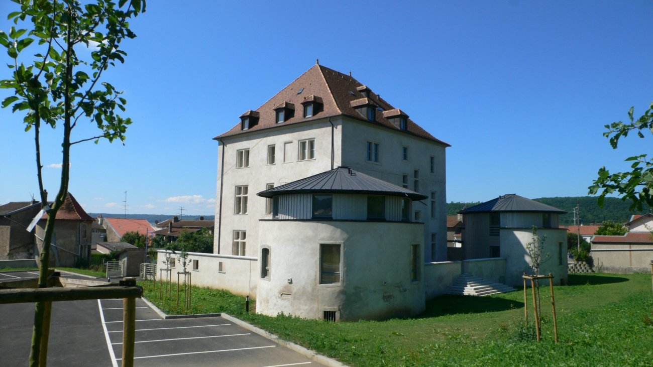 Maison des Lombards