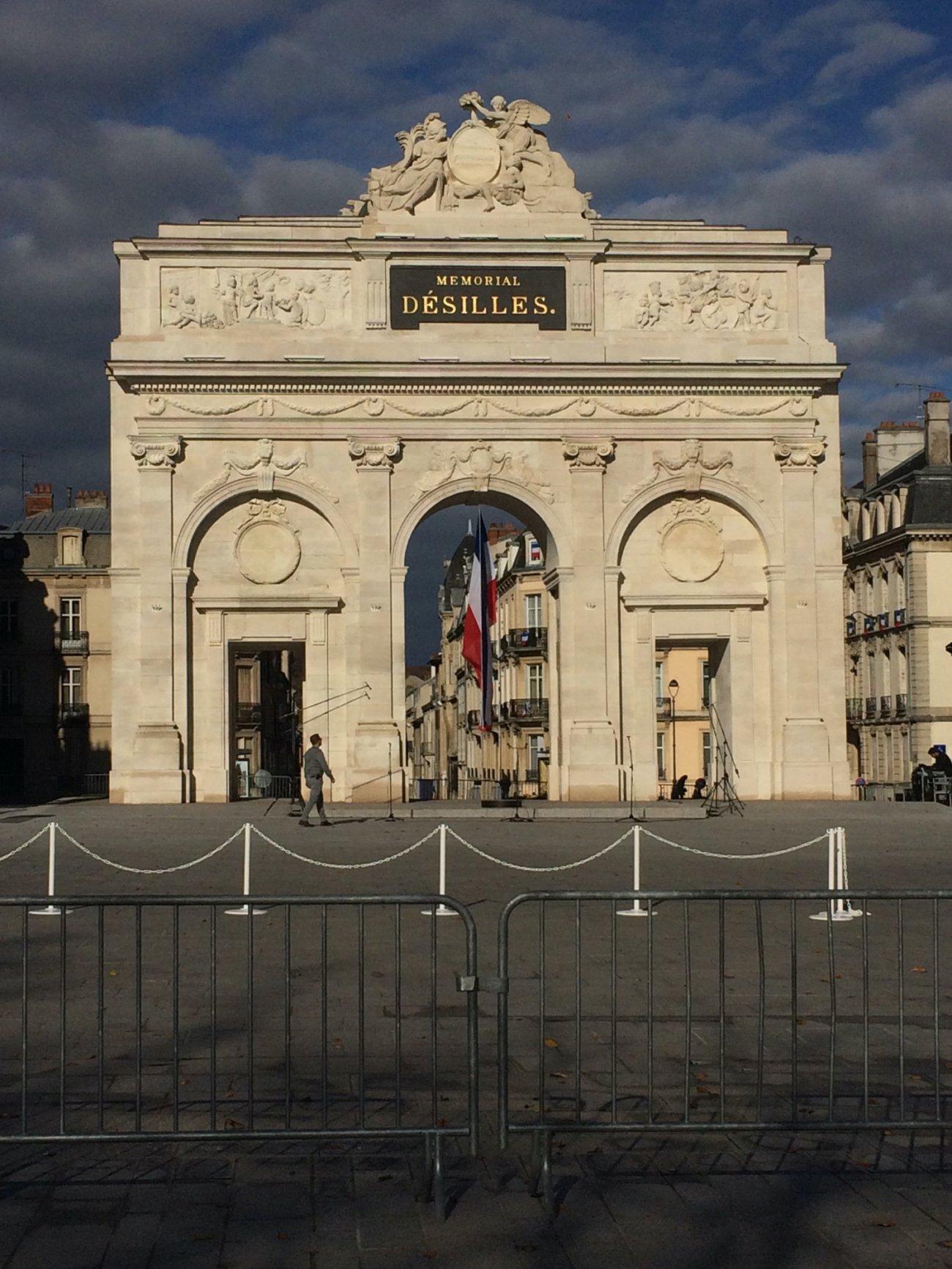 Portes Désilles – Nancy