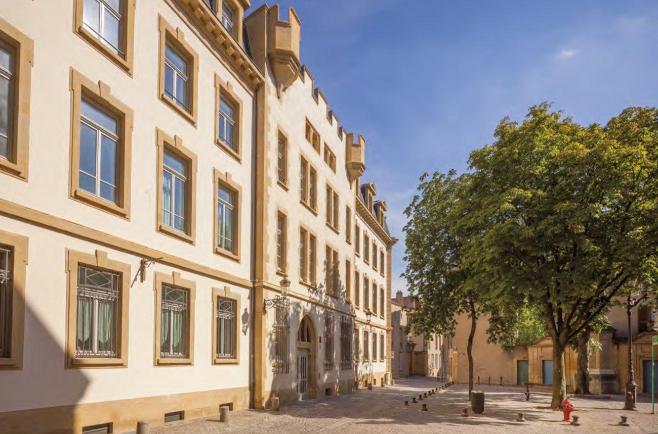 Maternité Sainte-Croix – Metz