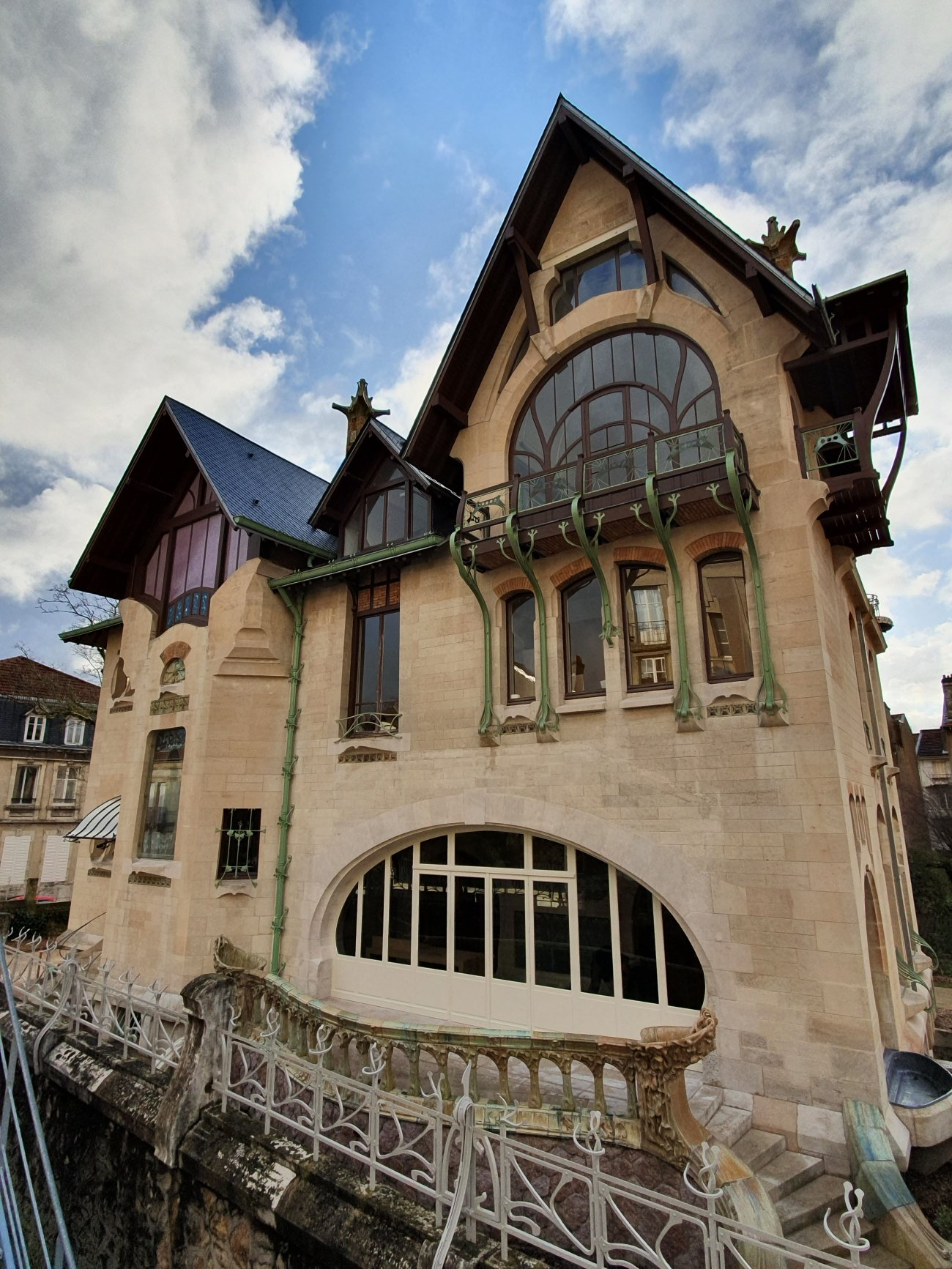 Villa Majorelle – Nancy