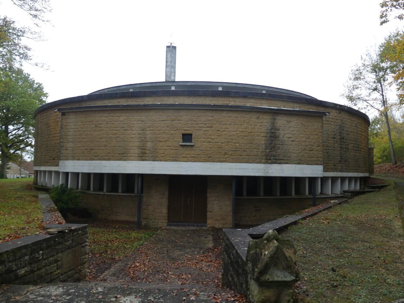 Église Saint-Maximin – Boust